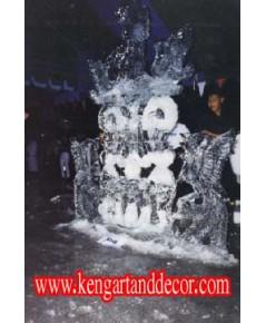 แกะสลักน้ำแข็ง  ประกวดประจำปี  สมาคมเชฟ