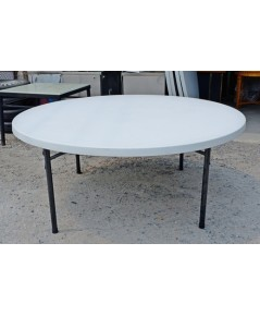 โต๊ะพับพลาสติกมือสอง