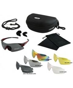 แว่นตาLightpro LP004-Red