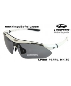 แว่นตาLightpro LP001-PEARL WHITE