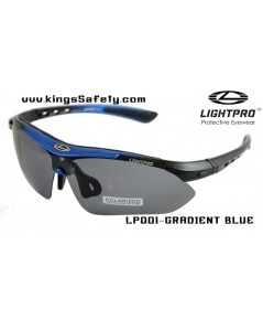 แว่นตาLightpro LP001-GRADIENT BLUE