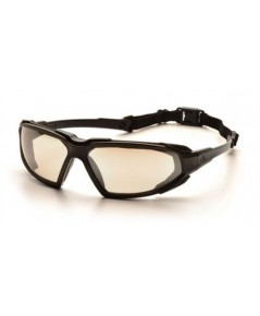 แว่นตา PYRAMEX รุ่น Highlander- Indoor/Outdoor Mirror Anti-Fog Lens