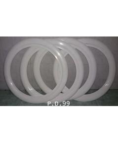 ยางขอบขาว 15 นิ้ว หนึ่งชุดมี 4แผ่น