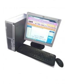 HP Compaq dc7xxx SFF Itel Pentium4 3.0GHz +LCD17นิ้ว ครบชุด 1,200 บาท