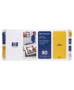 HP No 80 Yellow Printhead (C4823A)