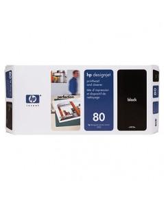 HP No 80 Black Printhead WW  (C4820A)