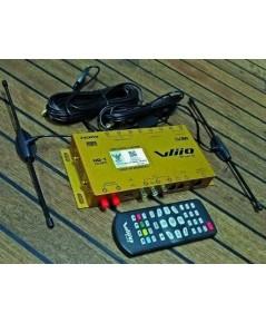 ดิจิตอลทีวี wiio รุ่น W3   กล่องทอง