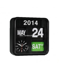 AD-650 Fartech Calender wall clock Small
