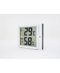 เครื่องวัดอุณหภูมิและความชื้น ระบบ LCD