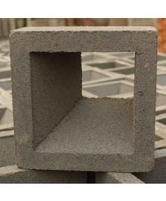 บล็อกช่องลม สี่เหลี่ยมด้านไม่เท่า