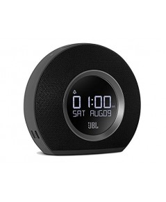JBL Speaker Bluetooth Horizon with ClockRadio Black