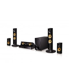 LG DVD Home Theater DH6340P 5.1Channel 1000W DH6340P
