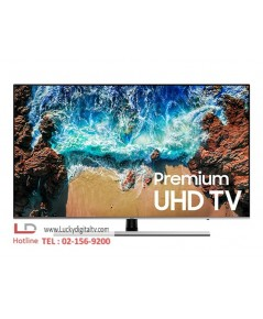 Samsung 65 นิ้ว รุ่น UA65NU8000K Premium UHD 4K NU8000 Series 8 2018