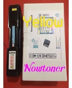 หมึกเทียบเท่าริโก้ RICOH สีเหลือง YELLOW สำหรับ  PC301W MC250FW