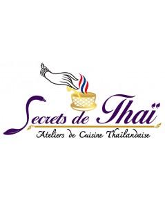 โลโก้ Secrets de Thai