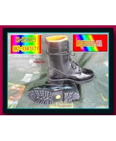 รองเท้าคอมแบท รด. ซื้อที่ร้านล่องไพรสะพานใหม่ ถูกใจทีุ่ด