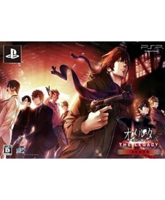 [PSP]Omerta -Chinmoku no Okite- The Legacy -เกมBl-