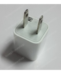 หัวชาร์ต แท้ สำหรับ iPhone 4/4S/5/5S/5C/6/6S/7/7Plus/8/8Plus/X  ส่งฟรี!!!