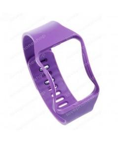 สายนาฬิกา Samsung Gear S  (SM-R750) สีม่วง  ส่งฟรี!!
