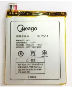 แบตเตอรี่ Meago สำหรับ Oppo Find Mirror รุ่น R819 / R819T รหัส BLP551 ความจุ 2000 mAh (ส่งฟรี)