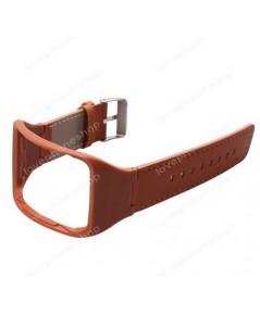 สายนาฬิกา หนังอย่างดี Samsung Gear S  (SM-R750) สีน้ำตาล  ส่งฟรี!!