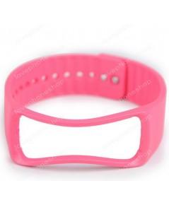 สายนาฬิกา Samsung Gear Fit  (SM-R350) สีชมพู  ส่งฟรี!!