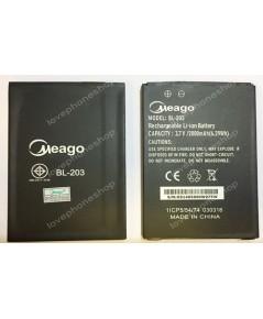 แบตเตอรี่ Meago สำหรับ i-mobile IQ6.3 รหัส BL203 (ส่งฟรี)