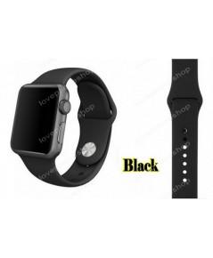 สายนาฬิกา Apple Watch สีดำ (รองรับ Series1/2) 38 มม. (ส่งฟรี)