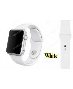 สายนาฬิกา Apple Watch สีขาว (รองรับ Series1/2) 38 มม. (ส่งฟรี)