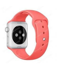 สายนาฬิกา Apple Watch สีชมพู (รองรับ Series1/2) 38 มม. (ส่งฟรี)