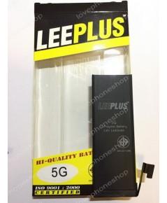 Leeplus แบตเตอรี่ iPhone5 แบตเตอรรี่คุณภาพดี ผ่านมาตรฐาน มอก.  (ส่งฟรี)