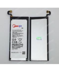 แบตเตอรี่ มอก. Meago สำหรับ Samsung GALAXY S6 (G920) - EB-BG920ABE (ส่งฟรี)