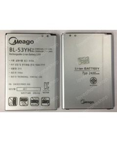 แบตเตอรี่ มอก. Meago สำหรับ LG รุ่น G3 D850 รหัส BL-53YH ส่งฟรี!!