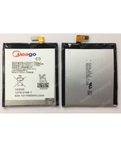 แบตเตอรี่ มอก. Meago สำหรับ Sony Xperia T3,C3 (D2533,D2502) รหัส LIS1546ERPC  ส่งฟรี!!