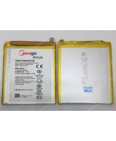 แบตเตอรี่ มอก. Meago Huawei P9 Plus ,P9+,VIE-AL10 รหัส HB376883ECW ส่งฟรี!!