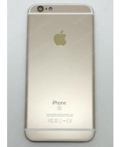 ชุดฝาหลัง (back housing) iPhone 6S สีทอง (ส่งฟรี)