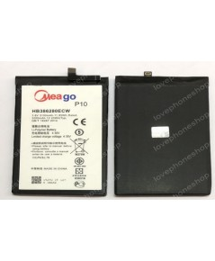 แบตเตอรี่ มอก. Meago Huawei P10 รหัส HB386280ECW ส่งฟรี!!
