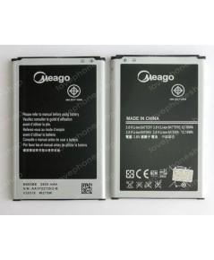 แบตเตอรี่ มอก. Meago สำหรับ Samsung Galaxy Note3 (N900,N9000,N9005) รหัส B800BE (ส่งฟรี)