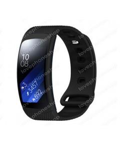 สายนาฬิกา Samsung Gear Fit2 (SM-R360) แบบSport สีดำ ส่งฟรี!!