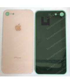 ฝาหลัง (Back Glass) สำหรับ iPhone 8 สีทอง (ส่งฟรี)