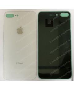 ฝาหลัง (Back Glass) สำหรับ iPhone 8 Plus สีขาว (ส่งฟรี)