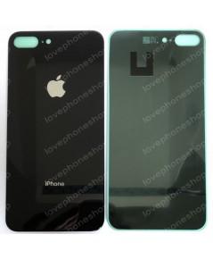 ฝาหลัง (Back Glass) สำหรับ iPhone 8 Plus สีดำ (ส่งฟรี)