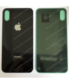 ฝาหลัง (Back Glass) สำหรับ iPhone X สีดำ (ส่งฟรี)