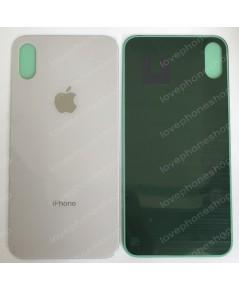 ฝาหลัง (Back Glass) สำหรับ iPhone X สีขาว (ส่งฟรี)