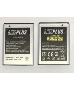 แบตเตอรี่ มอก. Leeplus สำหรับ Samsung Galaxy Ace Plus(S7500)/Cooper(S5830)/Gio(S5660)/S6102 (ส่งฟรี)