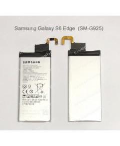 แบตเตอรี่ แท้ Samsung Galaxy S6 Edge - EB-BG925ABE/2600mAh (ส่งฟรี)