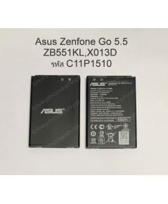 แบตเตอรี่ (Original) Asus Zenfone Go 5.5 ZB551KL,X013D รหัส C11P1510 ส่งฟรี!!