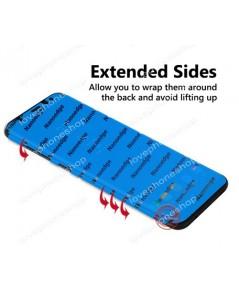 ฟิลม์กันรอย iPhone X/XS (5D Full Screen Coverage Nano Edge TPU Screen Protector) ส่งฟรี!!!