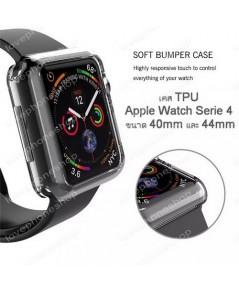 เคส ซิลิโคน TPU Apple Watch4 Creative Case Super Slim 44mm. (ส่งฟรี)
