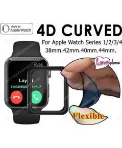 สุดยอดฟิล์มกันรอย Flexible screen protector Film For Apple Wacth 44mm.(รองรับ Series4) ส่งฟรี!!